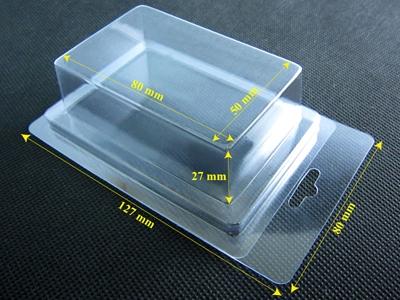 Plastic Lidded mold (code 1)